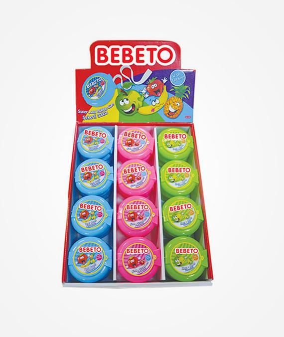 Bebeto Gum Rolls