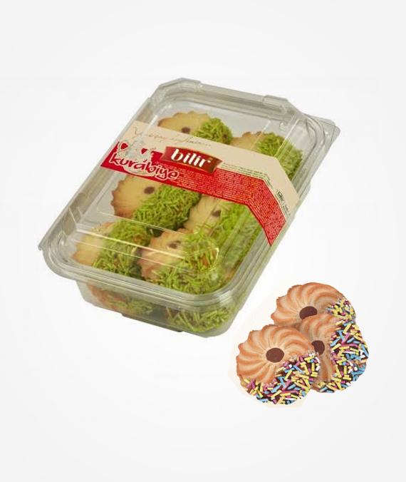 Bilir Sprinkle Colorful Sugar Cookies 300 gr