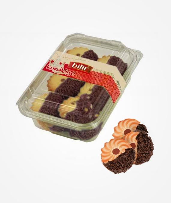 Bilir Bukle Sprinkle Cocoa Sugar Cookies 300 Gr