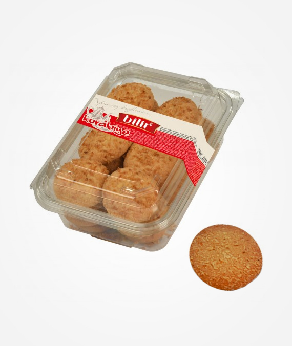 Bilir Orange Coconut Cookies 300 gr