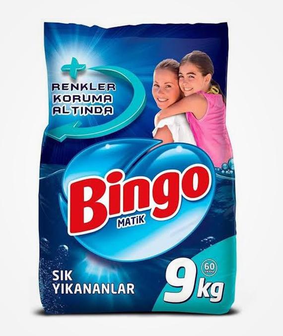 Bingo Matic 9 Kg