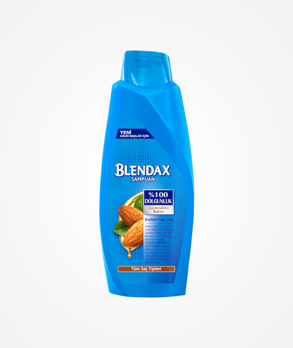 Blendax Almond Oil Extract Shampoo 550 ml