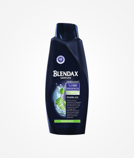 Blendax Anti-Dandruff Men Shampoo 550 ml