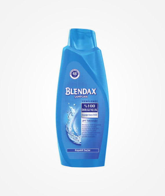 Blendax Anti-Dandruff Shampoo 550 ml