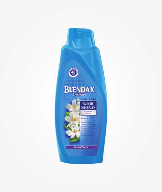 Blendax Jasmine Extract Shampoo 550 ml