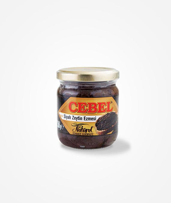 Cebel Black Olive Paste 200 gr
