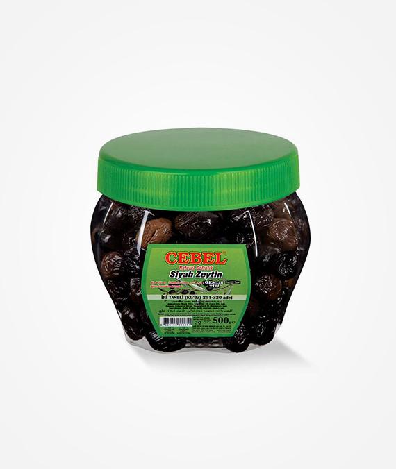 Cebel Black Olive 500 gr