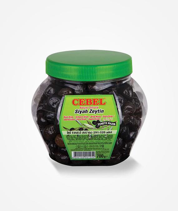 Cebel Black Olive 700 gr