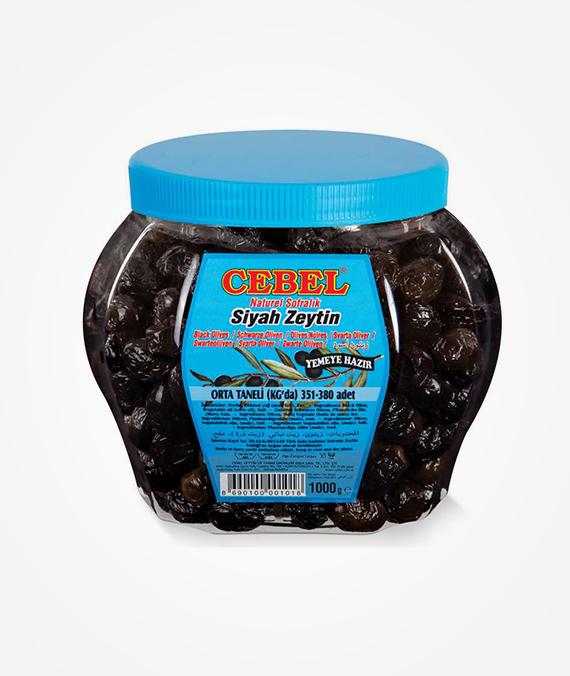Cebel Black Olive 1000 gr