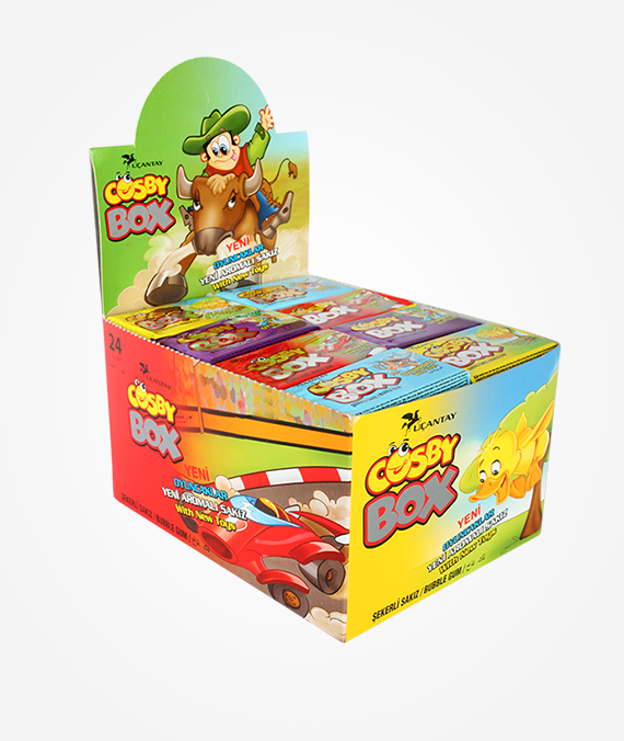Cosby Box Single Toys