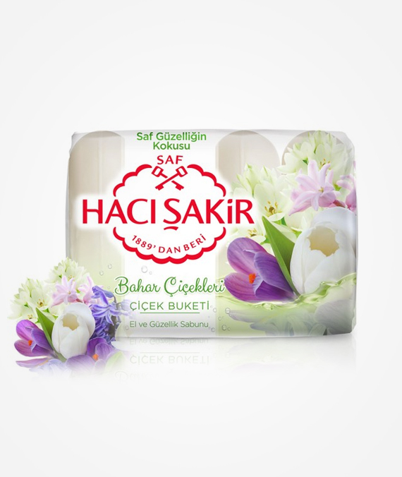 Hacı Şakir Hand and Beauty Soap - Corsage