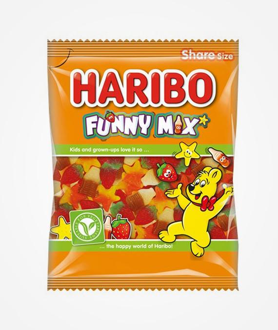 Haribo Funny Mix 100 gr