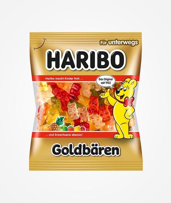 Haribo Goldbears 100 gr