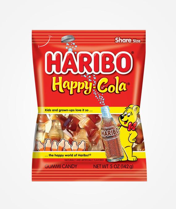 Haribo Happy Cola 100 gr