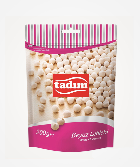Tadım Roasted and Salted White Chickpeas 200 gr