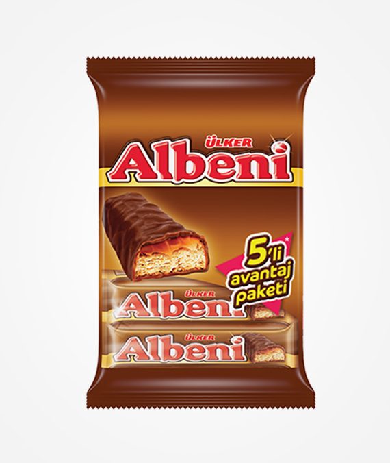 Ülker Albeni Pack of 5