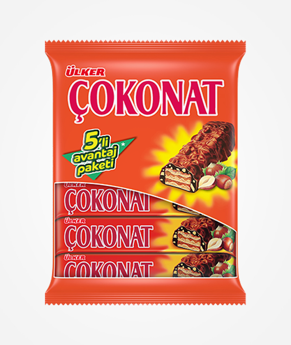 Ülker Çokonat - Pack of 5