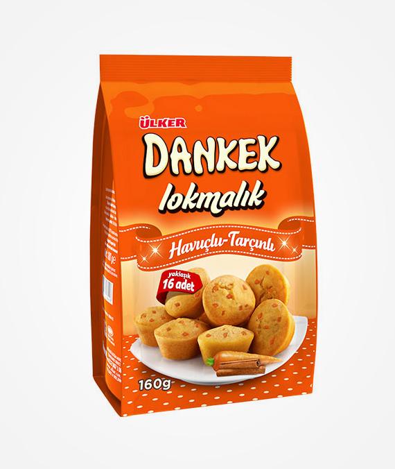 Ülker Dankek Lokmalık with Carrot Cinnamon160 gr