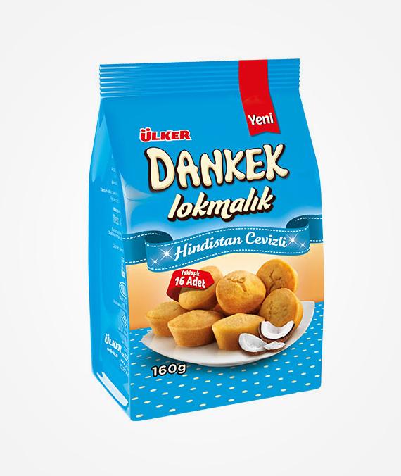 Ülker Dankek Lokmalık with Coconut 160 gr
