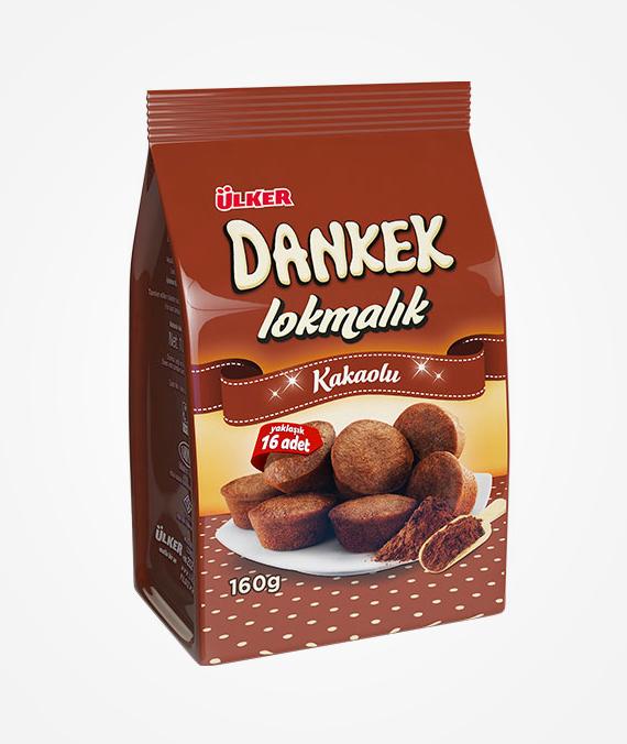 Ülker Dankek Lokmalık with Cocoa 160 gr