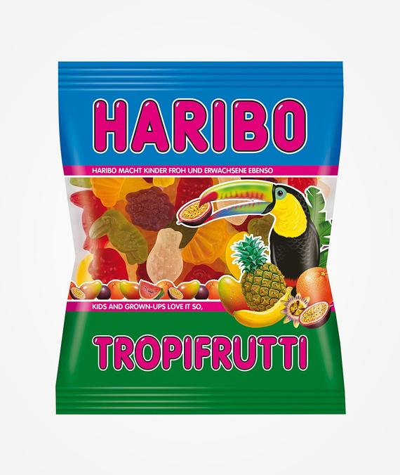 Haribo Tropifrutti 100 gr